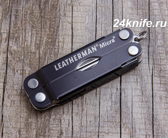 Leatherman Micra  64320101K (black)
