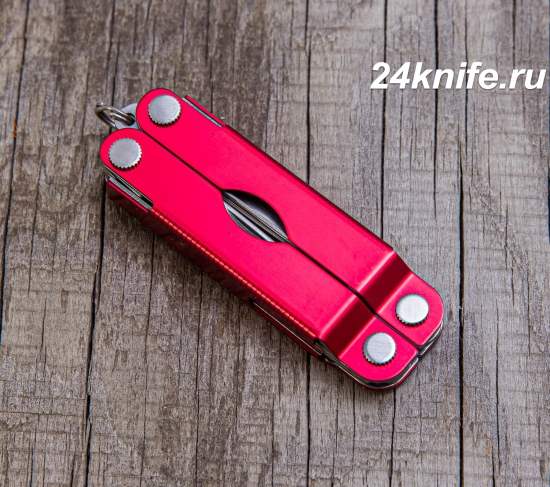 Leatherman Micra  64330101K (red)