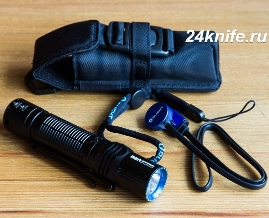 Olight M2R Warrior NW нейтральный (комплект)