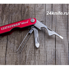 Leatherman Micra  64330101K (red)