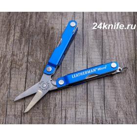 Leatherman Micra  64340101K (blue)
