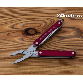 Leatherman Squirt PS4 831189 Red (красный)